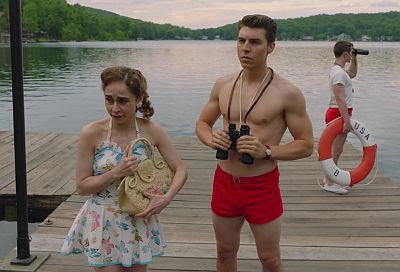 nolan gerard hot men in short shorts - marvelous mrs maisel2