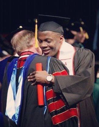 teddy bridgewater graduation in college