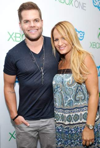 wes chatham - gay or straight - wife jenni brown