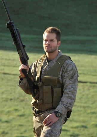 wes chatham uniform - the unit