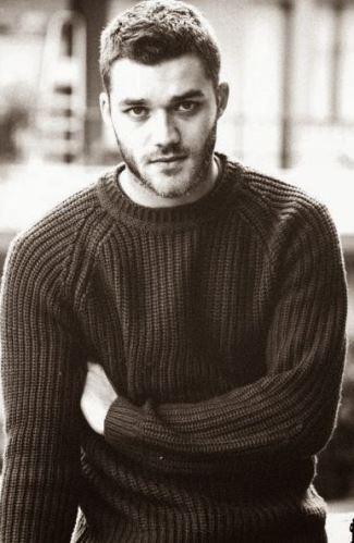 Lorenzo Richelmy fashion - mens sweater