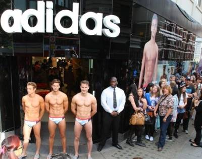 adidas male underwear models - tomdaley signing2
