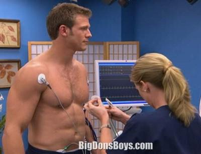 dr travis stork hot body