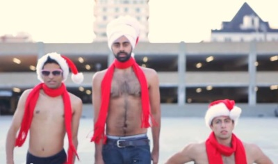 hasan minhaj shirtless - daily show correspondent