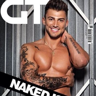 jake quickenden gay times magazine cover