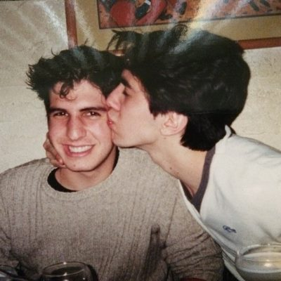max joseph gay kiss with nev
