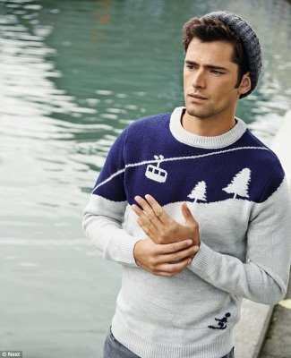 next mens sweater 2014-15 - fall winter collection