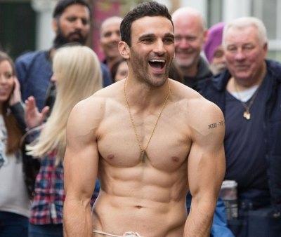 Davood Ghadami kush kazemi sexy hot
