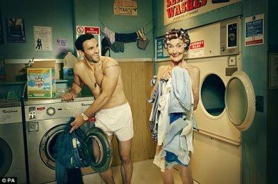 Davood Ghadami underwear - boxer shorts