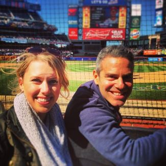 anthony-recker-hot - kelly with andy cohen