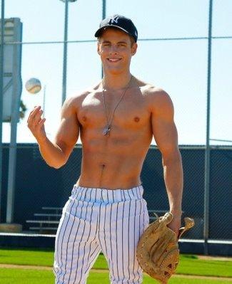 anthony-recker-shirtless-baseball-player