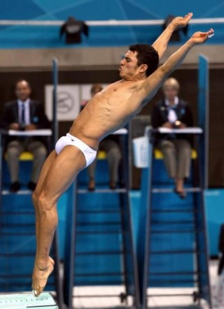 best male diver in the world 10 - Yahel Castillo
