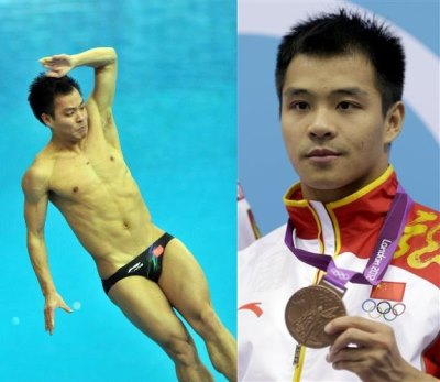 best male diver in the world - he chong