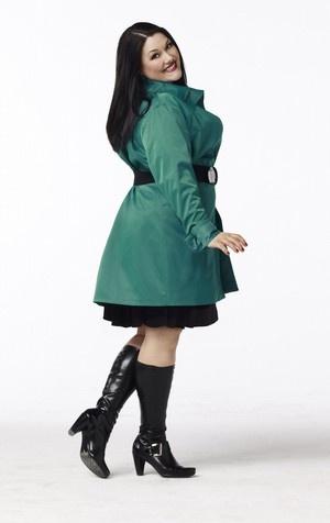 brooke elliott fashion fabulous coat