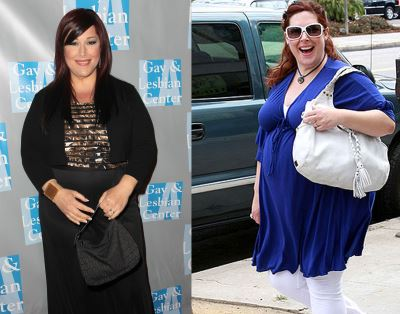 celebrity gastric bypass surgery - carnie wilson - before and after