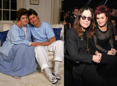 celebrity gastric bypass surgery - sharon osbourne before and after