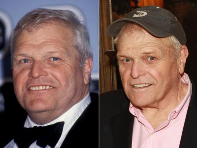 celebrity lap band surgery - brian dennehy