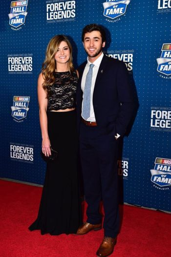 chase elliott girlfriend kaylie green