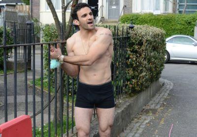 davood ghadami underwear eastenders