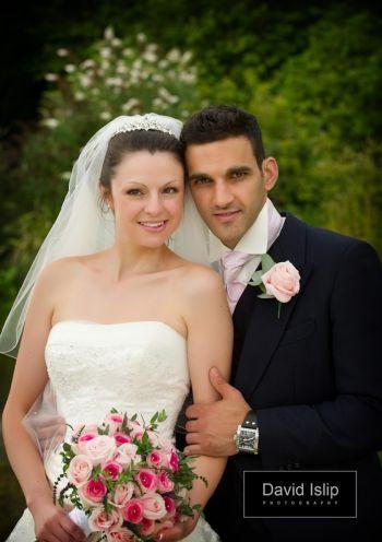davood ghadami wedding to wife isobel - 2010