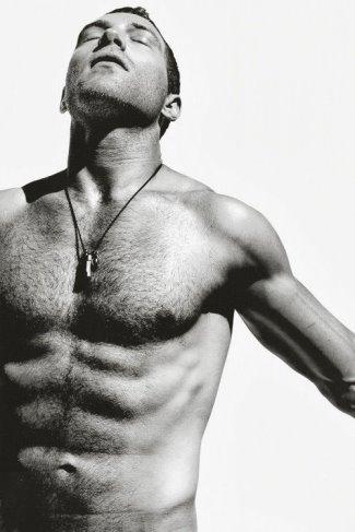 jai courtney shirtless hot