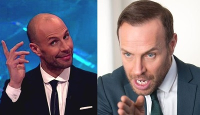 jason gardiner hair transplant- bald before vs hairy now
