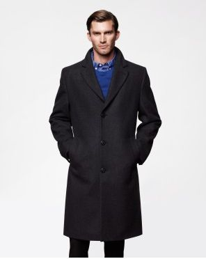 london fog sale - mens wool top coat