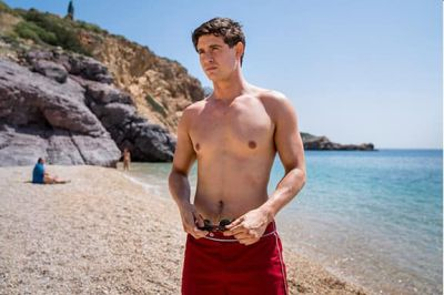 max irons body in little drummer girl
