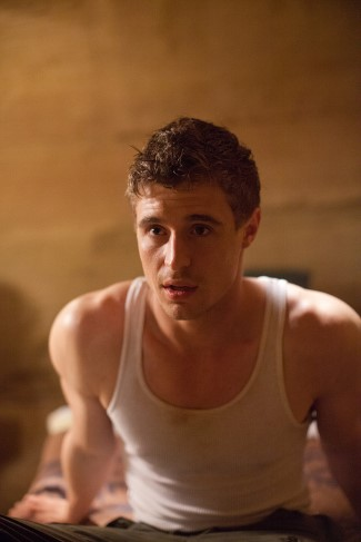 max irons hot and sexy - tank top shirt - the host