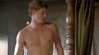 max irons shirtless - white queen
