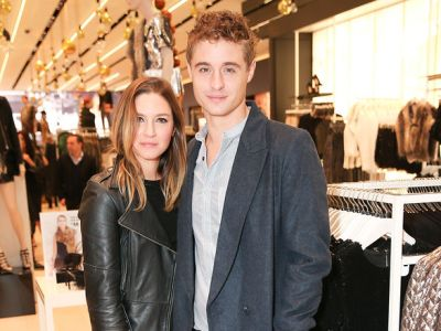 max irons wife sophie pera