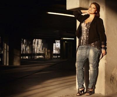 plus size jeans - tara lynn for zizzi