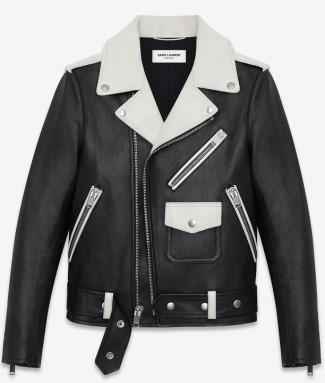 genuine italian leather jacket