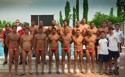 spanish water polo team speedo