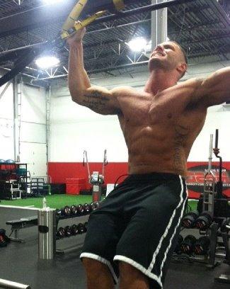 Rodney Lavoie Jr shirtless survivor