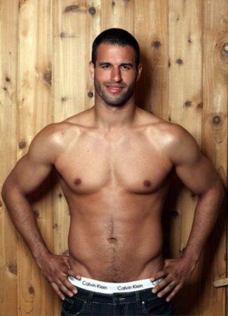 ben pamies - shirtless modeling photos
