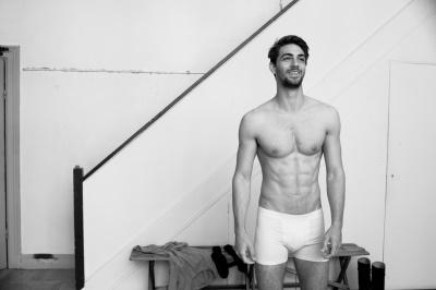 henrik lundqvist bread and boxers underwear - model not hl