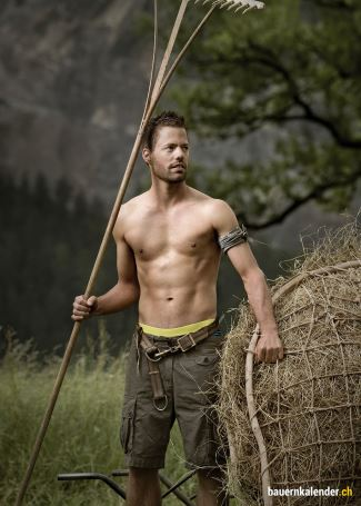 hot shirtless farmers