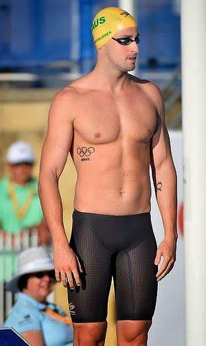 jammer swimsuit for men - james magnussen