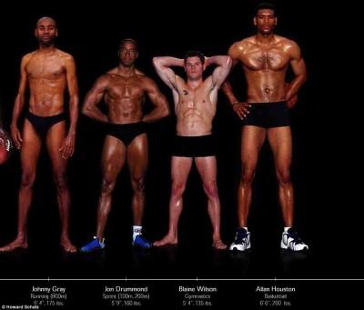 male gymnast underwear - blaine wilson