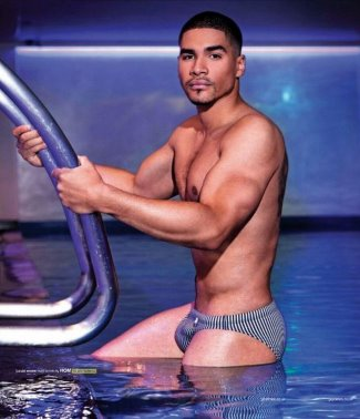 male gymnast underwear - louis smith