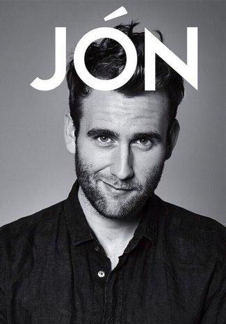 matthew lewis model - jon magazine cover3
