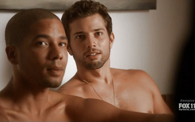 rafael de la fuente gay scene - empire