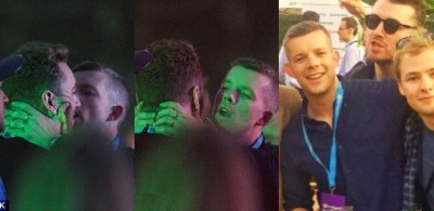 russell tovey sam smith boyfriends or just friends