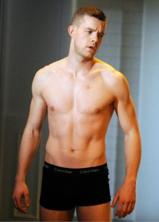 russell tovey shirtless underwear