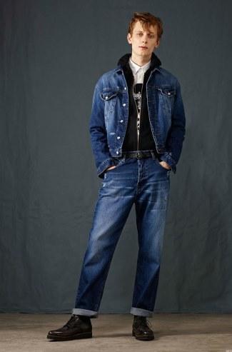 Mens-Denim-Jackets-2015-McQ-Alexander-McQueen-Fall-Winter-2015-Menswear-Collection-Look-Book