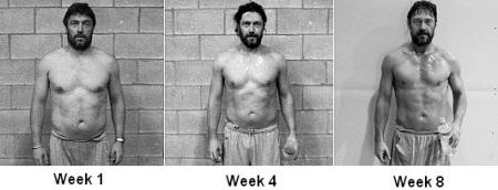 Vincent Regan - 300 workout transformation