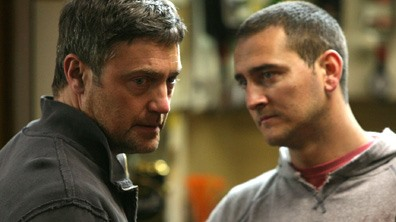 Vincent Regan gay with willmellor - the street2