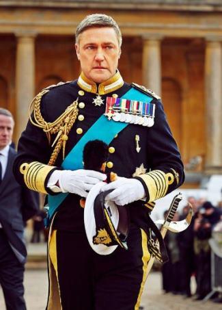 Vincent Regan - king simon - the royals