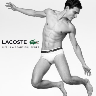 best mens underwear 2015 - Brazilian model Alexandre Cunha Lacoste 2015